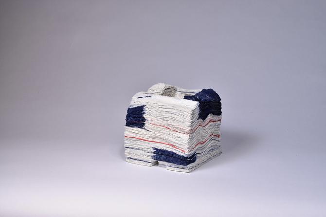 Lampada Origami Di Edward Chew : Arte: le ceramiche essenziali di jongjin park osso magazine