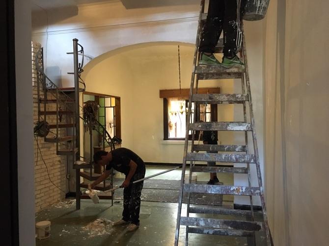 Diseño Interior Casa Antigua - Viglione Proyecta